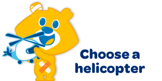 Choose a helicoper